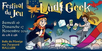 Heureusement En France – Episode 27 : Ludi Geek 2019